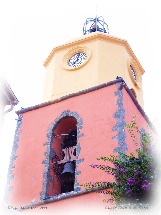 Church Tower at St Tropez