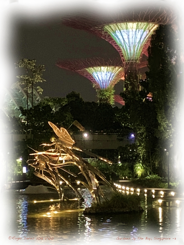 Gardens by the Bay, Singapore -3
